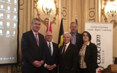 Conference « Opportunity runs deep in Nova Scotia, Canada »