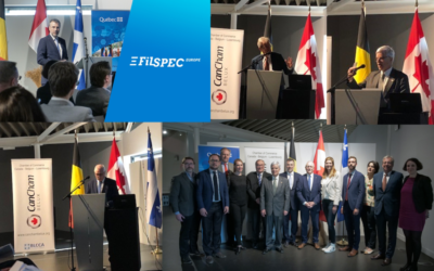 April 11 : Official launching of Filspec Europe & Networking event textile industry
