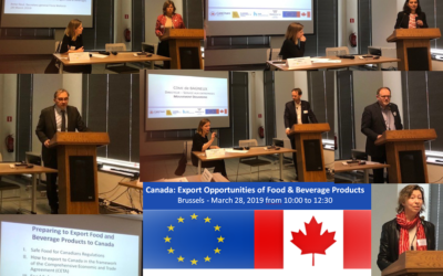Canada: Export Opportunities of Food & Beverage Products