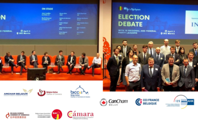 How can we get more companies to say #Yes2Belgium – Election debate
